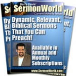 Monthly sermon subscription